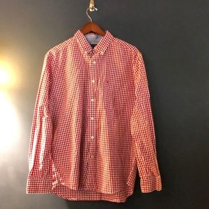 Men's Tommy Hilfiger Classic Fit Button-Down Sz L